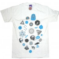 Second Son 'Cosmic' Tee  -White-