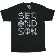 Second Son 'Weapons' Tee  -Black-