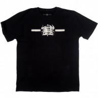 Ride Alone She One 'Logo' T-Shirt -Black-