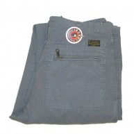 Silas 'Flight' Pant  -Grey-