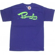 Special Needs'Barnsley Tag' Tee  -Purple-