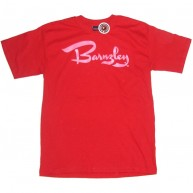 Special Needs'Barnsley Tag' Tee  -Red-