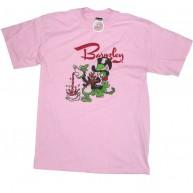 Special Needs'Hatter' Tee  -Pink-