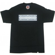 Staple 'Backward/Drawback' Tee  Eric Haze  -Black-