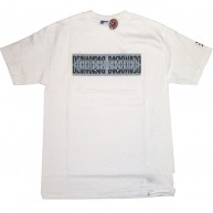 Staple 'Backward/Drawback' Tee  Eric Haze  -White-