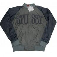 Stussy 'Grit' Jacket  -Olive-