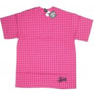 Stussy 'P&P Repeat' Tee  -Pink-