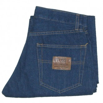 Stussy 'Salvedge Denim' Jean  -Washed-