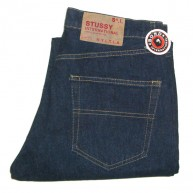 Stussy 'SI' Denim Jean  -Washed-