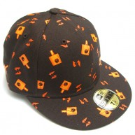 Subware 'Caps And Ess' Cap -Brown-