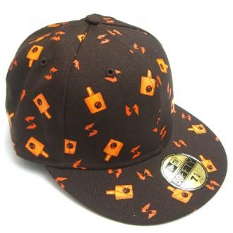 Subware 'Caps And Ess' Cap -Brown-
