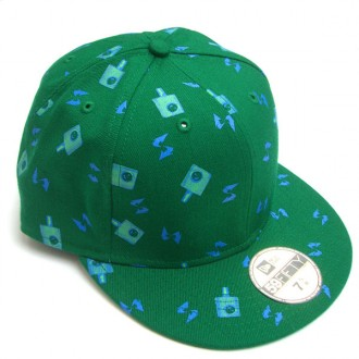 Subware  'Caps And Ess' Cap -Green-