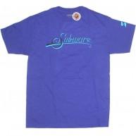 Subware 'Still Smoking' Tee -Purple-