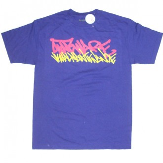 Subware 'SWVM' Tee -Purple-