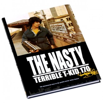 The Nasty Terrible T-Kid book
